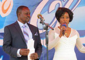 Arnold and Josie Muwonge