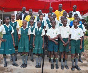Pupils & Teachers of Destiny Bridge Academy
