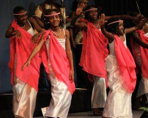 A Destiny Africa performance