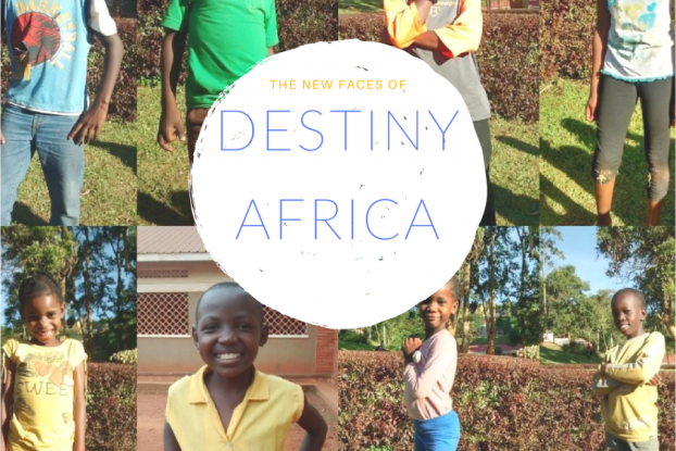 The new faces of Destiny Africa